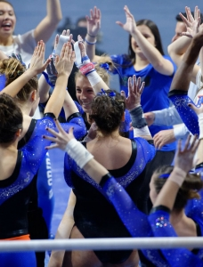 No. 3 Florida Gators gymnastics defeats No. 23 Arkansas