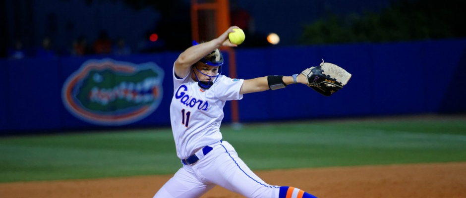 Florida Gators softball wins series and game 2 against AU