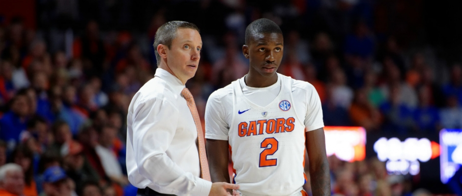 Florida Gators basketball coming together at the right time