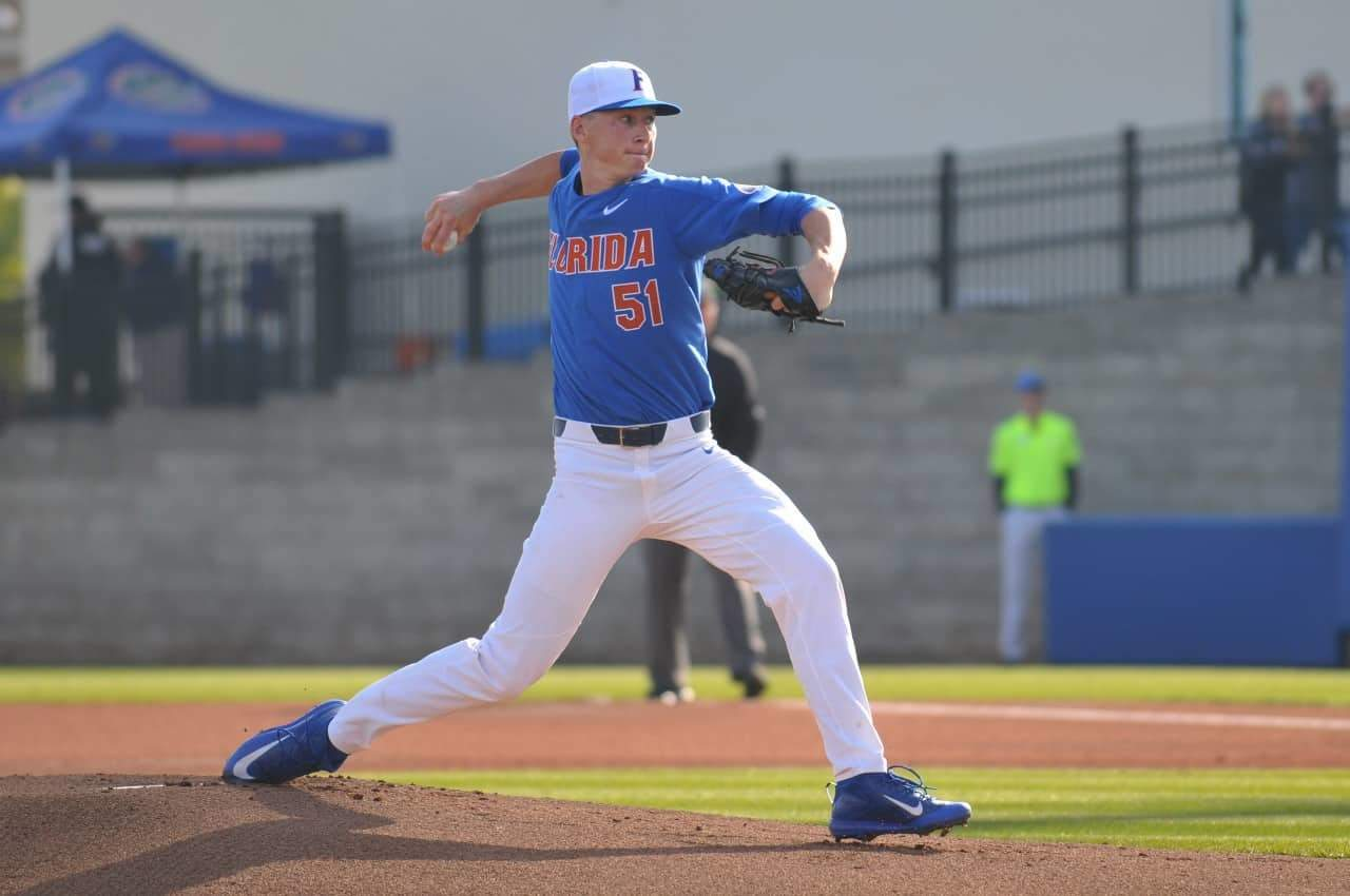 Florida Gators take series over William & Mary