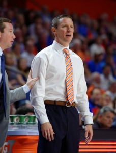 Florida Gators in the mix for Locke