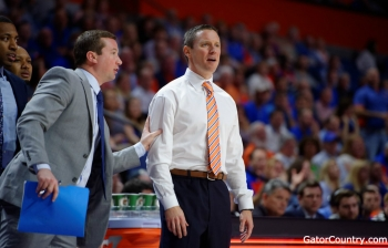 Dotson enjoys his Florida Gators basketball visit