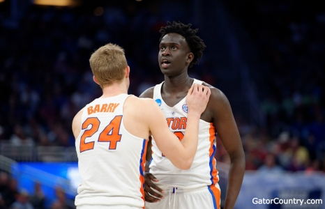 Getting to know Virginia: Florida Gators basketball