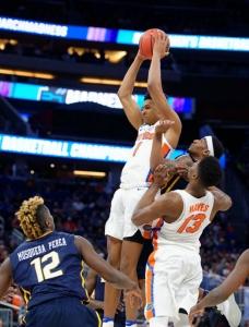 Florida Gators basketball advances past ETSU