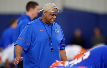 Florida Gators impressed Gouraige and his mother on Saturday