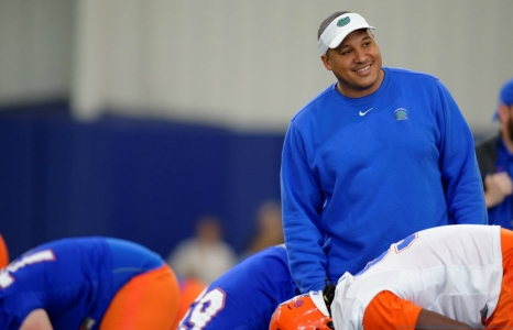 JaJuan Seider hit the ground running with the Florida Gators