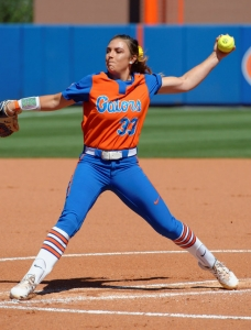 Florida Gators softball no-hits South Carolina for the sweep