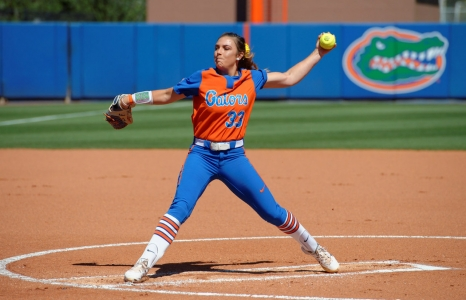 Gourley takes Florida Gators softball to a Game 3