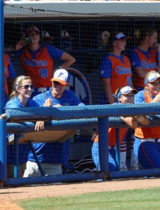 Florida Gators softball preview for the Auburn series