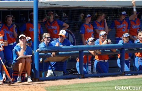 Florida Gators softball preview for the Auburn series
