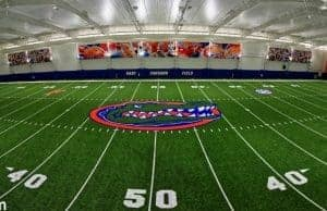 The indoor practice facility at the University of Florida- Florida Gators football- 1280x442