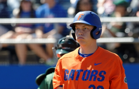 FGCU hands Florida Gators second loss of the week