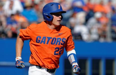 Florida Gators bats come to life vs Seton Hall