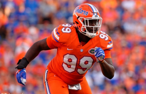 Jachai Polite Could be Florida Gators Next Great Lineman