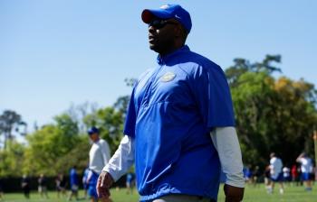 Florida Gators lucky to have versatile coach like Tim Skipper