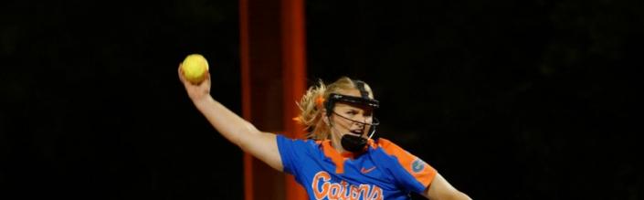 Barnhill sends Florida Gators softball to a win