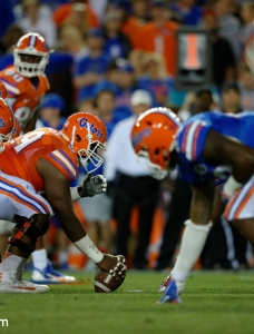 Photo Gallery: Florida Gators Orange and Blue Debut