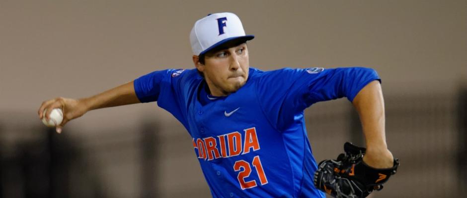 Alex Faedo's dominance leads Florida Gators past South Carolina