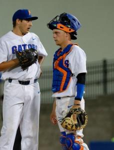 Florida Gators place six on All-SEC baseball team