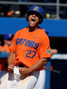 Florida Gators clinch share of SEC Championship