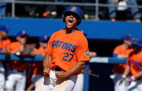 Florida Gators clinch share of SEC Championship