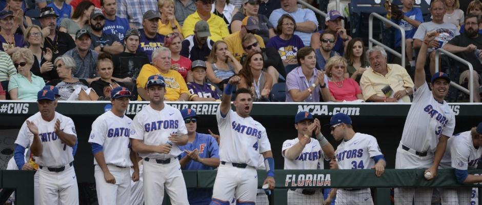 Social media reacts to Florida Gators baseball National Championship