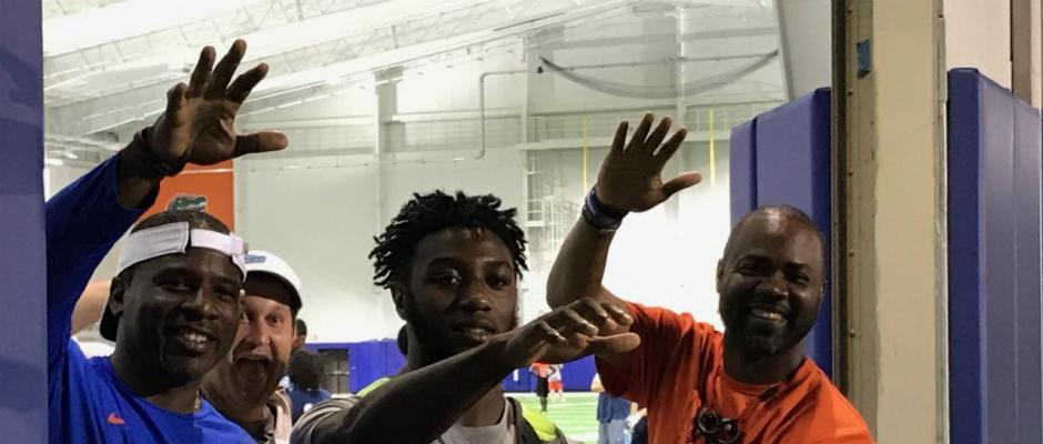 Russell likes Florida Gators despite Miami commitment