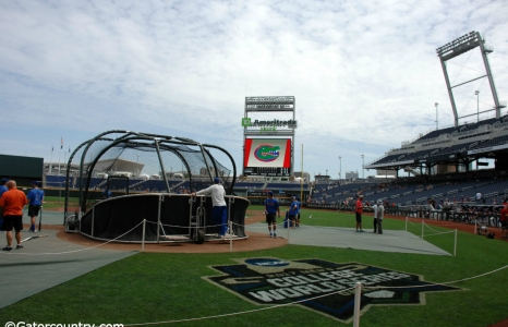 Florida Gators unapologetic about being in Omaha