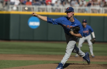 Brady Singer dominates for Gators in win over Louisville