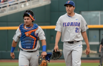 Alex Faedo's final chapter with the Florida Gators is his best