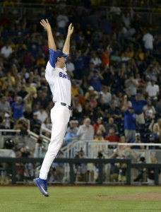 Why Jackson Kowar almost didn't get the last out of the CWS