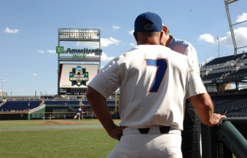 Florida Gators end three-game CWS skid with win over TCU
