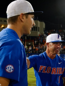 Kevin O'Sullivan's philosophy changing at College World Series