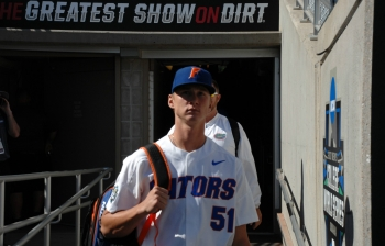 Brady Singer hopes to bring Gators one game closer to a National Championship