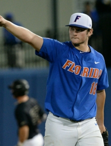 Dyson's performance propels Florida Gators back to College World Series