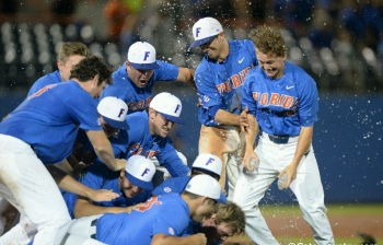 Florida Gators advance to College World Series for third year in a row