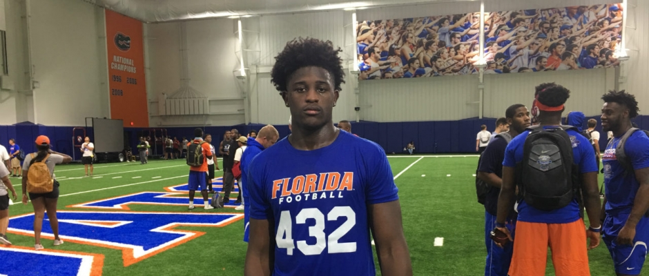 Florida Gators recruiting: UF a