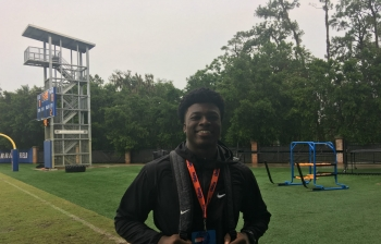 Ojulari can see himself in the Swamp: Florida Gators recruiting