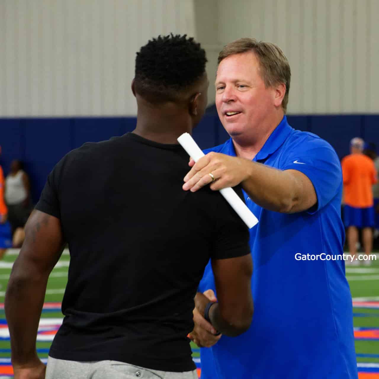 Florida-gators-recruiting-rb-target-dameon-pierce-and-jim-mcelwain