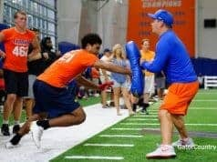 Florida Gators recruiting TE commit Dante Lang at FNL- 1280x852