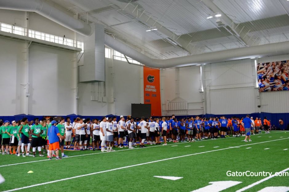 Friday Night Lights is the Florida Gators recruiting big event- 1280x852