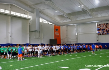 Florida Gators recruiting podcast recapping FNL and more