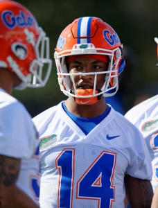 Chris Williamson no longer with Florida Gators