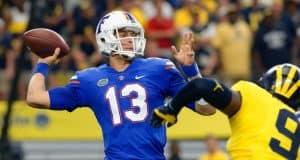 Florida Gators quarterback Feleipe Franks against Michigan-1280x853