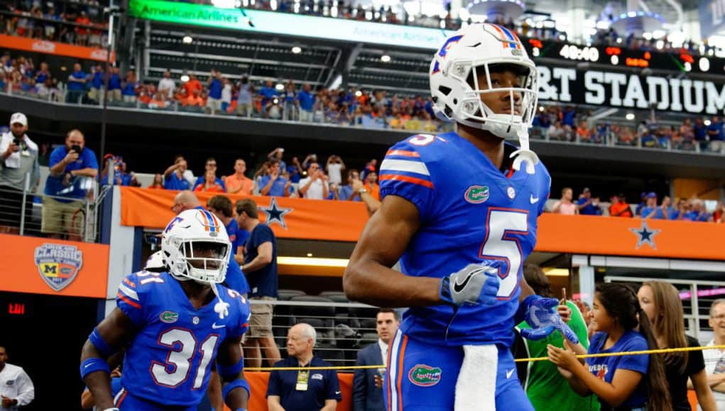 Florida Gators young secondary must continue to improve ...