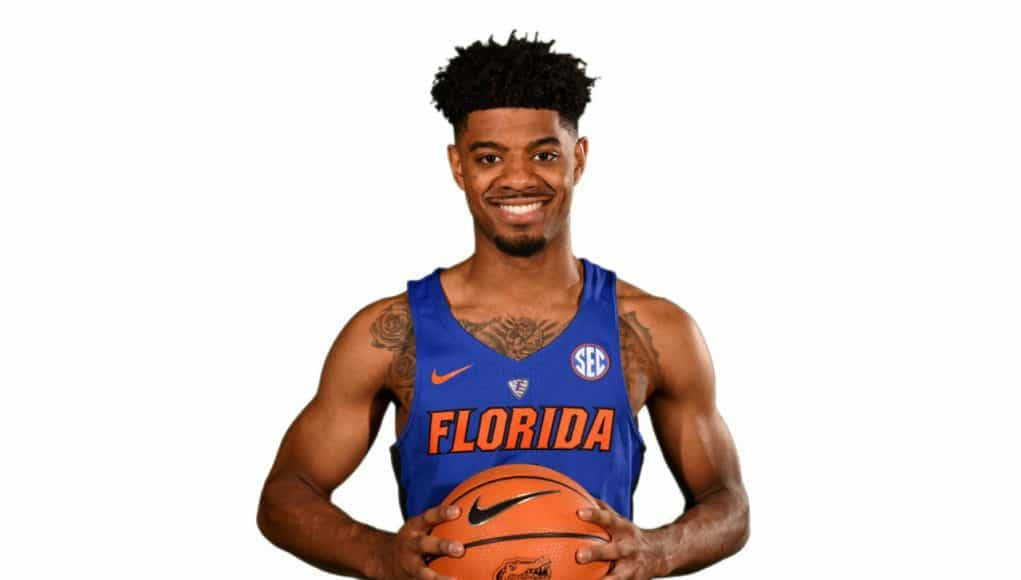 Florida Gators basketball guard Jalen Hudson-1280x854