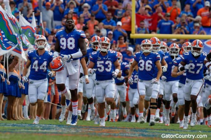 The Florida Gators enter the Swamp on Saturday against LSU- 1280x852