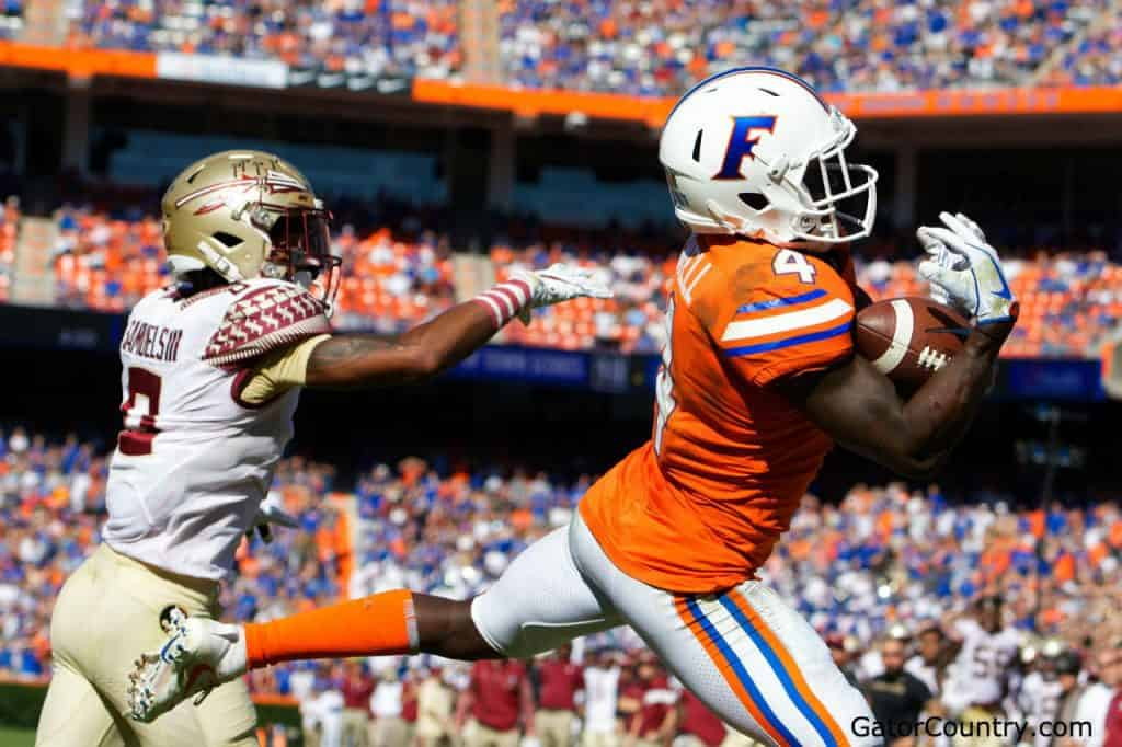 Brandon Powell leaves a lasting image at UF | GatorCountry.com