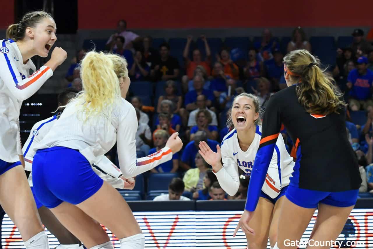 Florida Gators Volleyball Advances To Final Four Gatorcountry Com