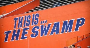 The Swamp sign inside Ben Hill Griffin Stadium- 1280x850